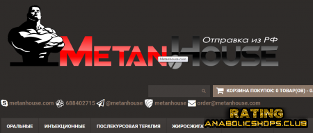 Metanhouse.com
